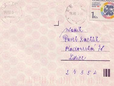 345f7e7a155 Kachňákovy listy z památníko