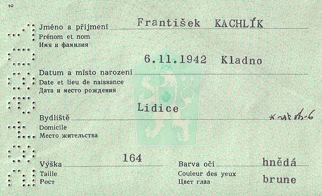 6e5fcce2298 Kachňákovy listy z památníku